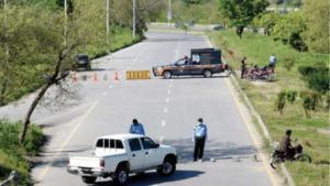 جج پر 'تشدد': ایم پی اے کا کزن گرفتار، شوہر کی تلاش جاری