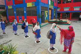 Mixed response to SOPs implementation as educational institutes reopen