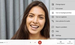 گوگل کی ویڈیو کانفرنسنگ سروس میٹ میں کارآمد فیچر کا اضافہ