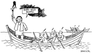 Cartoon: 17 September, 2020
