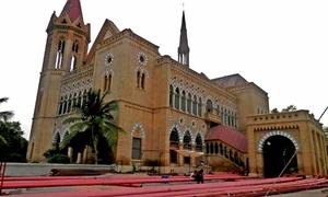 کراچی کی کوئی بھی تاریخی عمارت کسی ادارے کو نہیں دی، افتخار شلوانی