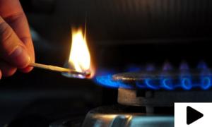 کراچی میں بجلی کے ساتھ گیس کی بندش سے عوام شدید پریشان
