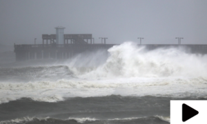 امریکا میں سمندری طوفان سیلی نے تباہی مچادی