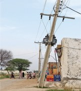 Iesco fails to ensure safety measures in Daultala