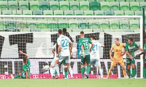 Red Star, Dinamo lose in CL qualifying