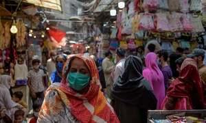 پاکستان میں کورونا وائرس کے مریضوں میں 682 کا اضافہ، مزید 514 صحتیاب