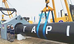 Tapi pipeline progress reviewed