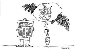 Cartoon: 19 September, 2020