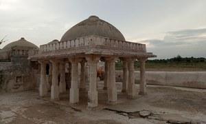 تین مذاہب کی عبادتوں کا امین: گوڑی مندر