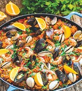 EPICURIOUS: HOLA, PAELLA! RICE AT ITS BEST!