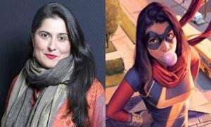 مسلم خاتون سپر ہیرو سیریز بنانے کیلئے شرمین عبید سمیت 4 مسلم ہدایت کار اکٹھے