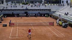 Djokovic, Nadal in quarters as Italian Open prepares for fans