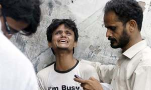 Quiet burns the fire: The Baldia factory tragedy
