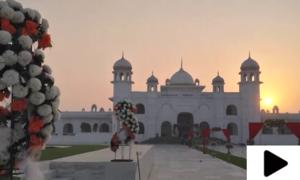 بھارت نے سکھ یاتریوں کو بابا گرونانک کی برسی میں شرکت سے روک دیا