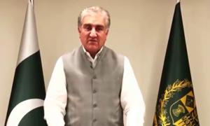 Qureshi says world sees UN as a 'talk shop'