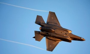 US eyes accord on stealth fighter jets with UAE