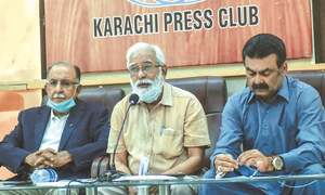 Three members critical of Sindh govt's public safety body