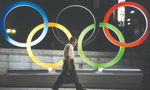 Tokyo Olympic athletes face tracking apps if virus persists