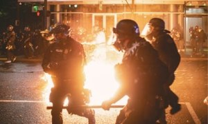 Controversial ruling leads to protests in several US cities