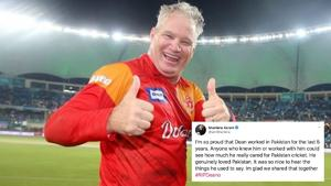Celebrities pay tribute to cricket legend Dean Jones