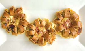 Cook-it-yourself: Sausage flowers