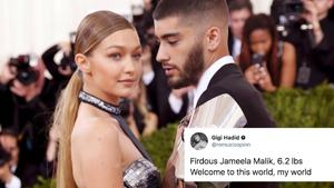 Twitter suggests names for Gigi and Zayn's baby girl and we can't stop laughing