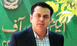 Talal breaks his arm, faces a PTI barrage