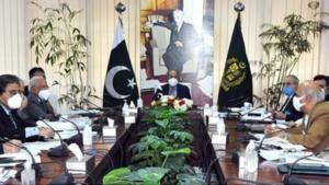 پنجاب،خیبرپختونخوا کیلئے 573 ارب روپے کی سڑکیں، پن بجلی گھروں کی منظوری