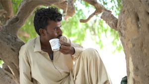 COMMUNITY: A CUP OF TEA WITH THE HERDERS