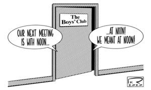 Cartoon: 4 October, 2020