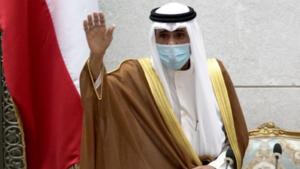 Kuwait's new emir meets senior US, Iranian officials