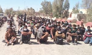 تفتان بارڈر سے غیر قانونی ہجرت میں اضافہ