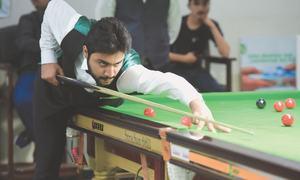 Haris sets up final showdown with Sajjad