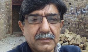 'Close relative' arrested in killing of Ahmadi professor in Peshawar