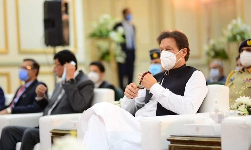 وزیراعظم کی گورنر سندھ کو جزائر کے معاملے کا حل نکالنے کی ہدایت