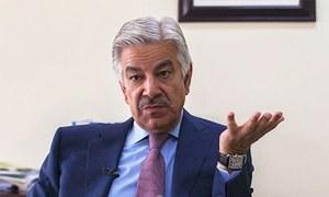 سینیٹ انتخابات سے قبل مسلم لیگ (ن) کے اراکین، اسمبلی سے مستعفی ہوجائیں گے، خواجہ آصف
