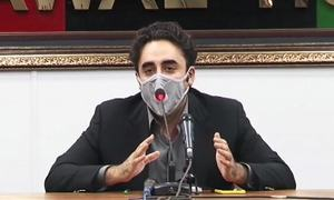 Imran Khan should not use state institutions, especially army, as political props: Bilawal