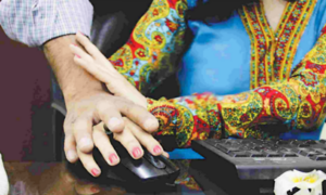 Swat varsity teacher accuses registrar, others of harassment