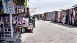 اسلام آباد کے مختلف علاقوں میں 'منی اسمارٹ' لاک ڈاؤن نافذ