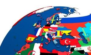 ممالک کے درمیان تعلقات اور اتحاد کا عجیب و غریب کھیل