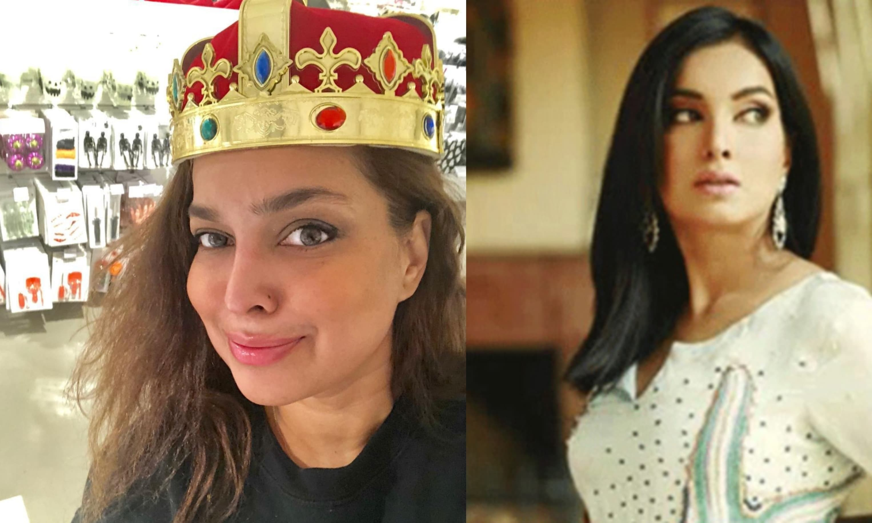 Aaminah Haq remains unfazed in the face of body shaming by Amna Ilyas