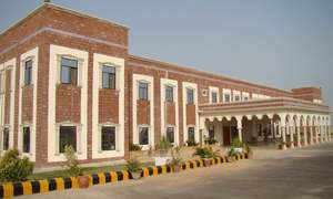 Tainted Sindh University VC tries to resume office, sent on another forced leave