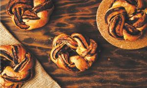EPICURIOUS: NOT YOUR DAILY BREAD