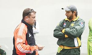 ECB's head of disability cricket lauds support from Afridi