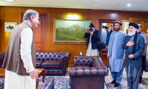 Qureshi urges Afghan parties to work for ceasefire