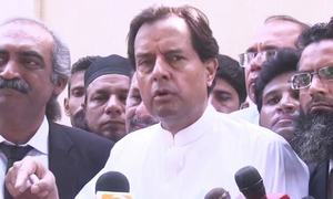 Will visit Quaid's mausoleum every Oct 18 and raise slogans for the mother of the nation: Safdar