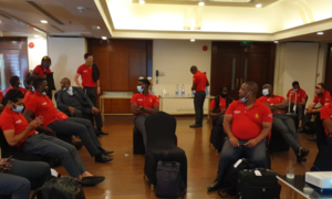 Zimbabwe cricket team arrives in Pakistan after 5 years