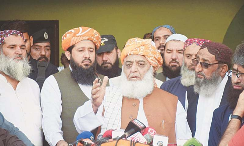 Institutions should not cross limit set in constitution, says Fazl