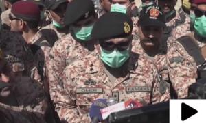'پاکستان کے خلاف برے عزائم رکھنے والوں کا بھرپور مقابلہ کریں گے'