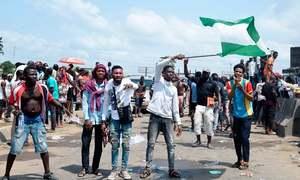 نائیجیریا: مظاہرین پر فائرنگ کے بعد کشیدگی میں اضافہ